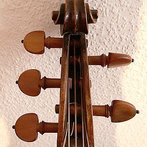 Original 5-Saiter Barock Violoncello 3