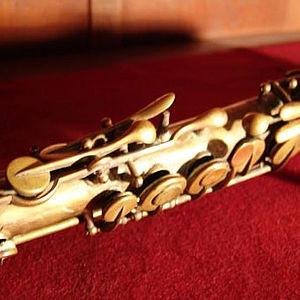 Original Adolf Sax Saxophon 3