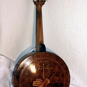 Mandolinen-Banjo 2