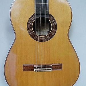 Spanische Konzertgitarre 2