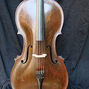 französisches Cello 1