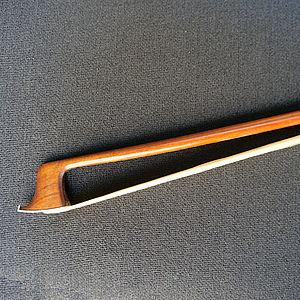 französischer Violinenbogen, Violabogen 2