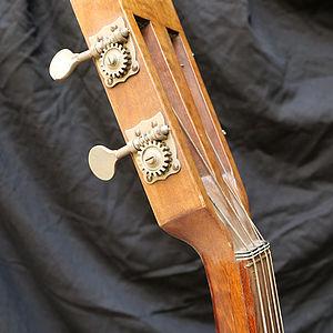 Original Akustik Bass Gitarre, Akustische Bassgitarre 2