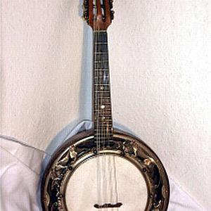 Mandolinen-Banjo 1