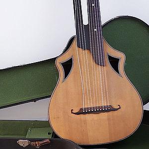 Weißgerber Gitarre 3