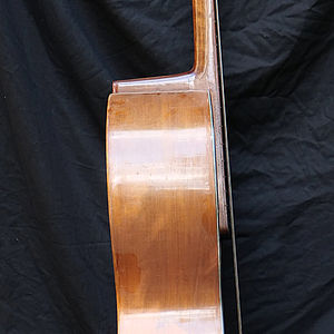 Original Akustik Bass Gitarre, Akustische Bassgitarre 3