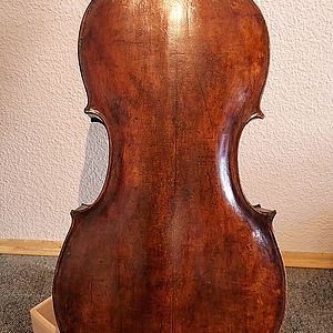 Original 5-Saiter Barock Violoncello 1