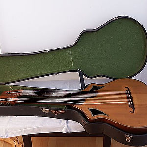 Weißgerber Gitarre 1