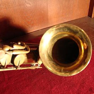 Original Adolf Sax Saxophon 2
