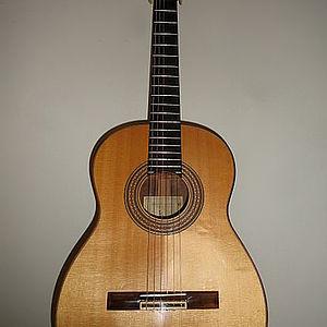Konzertgitarre 1