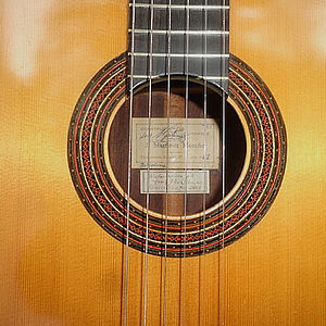 Spanische Konzertgitarre 3
