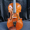 Violine mit Zettel Paolo Giacomelli 1
