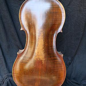 französisches Cello 3