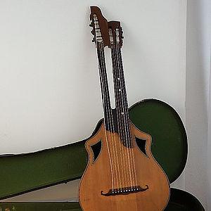 Weißgerber Gitarre 2