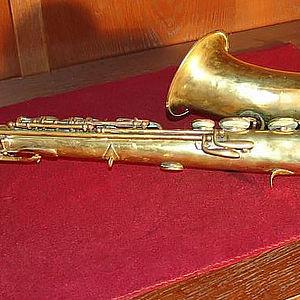 Original Adolf Sax Saxophon 1
