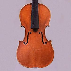 Violine franz. Herkunft 2